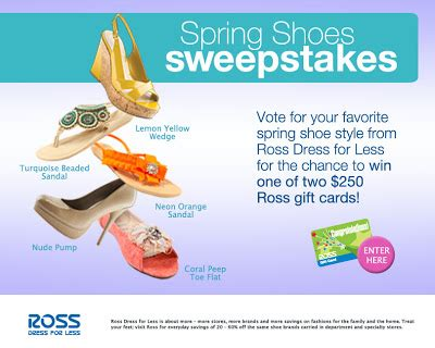 Ross Dress For Less Gift Cards - my springfield mommy win ross dress for less gift cards