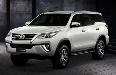 all new fortuner 2016 all new 2016 toyota fortuner reserve now for sale