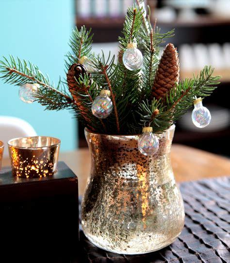 como decorar un centro de mesa de navidad centro de mesa para decorar esta navidad
