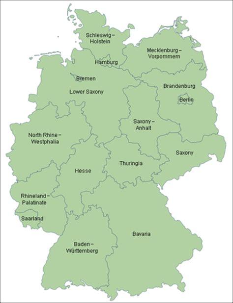 map german states germany encyclopedia article citizendium