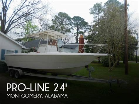 used bass boats for sale in montgomery alabama for sale used 1996 pro line 240 sportsman in montgomery