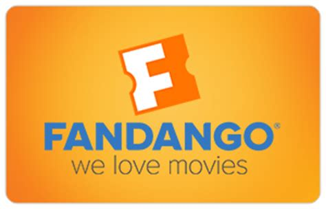 Fandango Gift Card Movie Theaters - fandango gift cards movie gift cards movie gift certificates