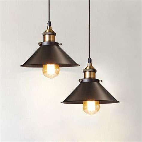 aliexpress buy nordic vintage lustres loft pendant lights industrial lighting 22cm lustre lshade vintage l nordic decoration