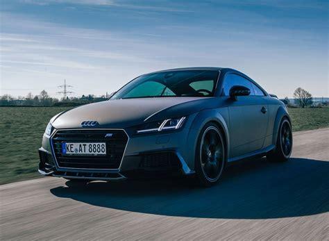 Abt Audi by 2016 Abt Audi Tt Review Gtspirit