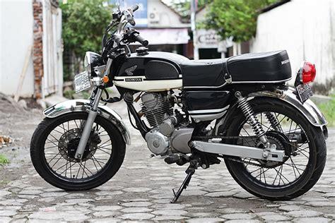 Custom Japstyle jual honda tiger modif custom cb japstyle istimewa plat b