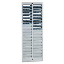 badge rack 40 slots