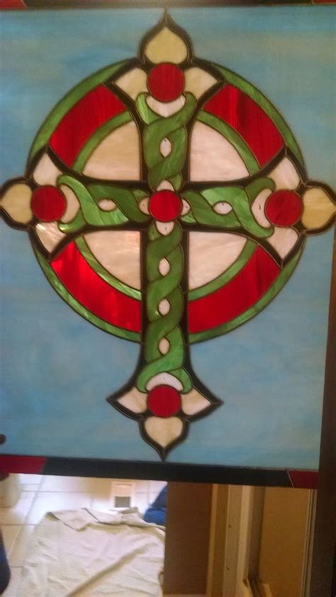 stained glass cross l 89 best cross religious images on pinterest
