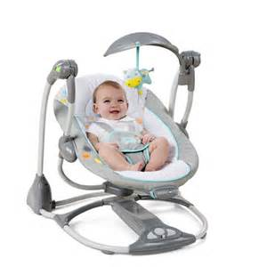Infant In Swing Ingenuity Convertme Swing 2 Seat Avondale Walmart