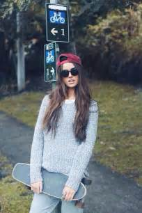 hairstyles for skate boarders skater girl style on board or die pinterest style