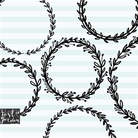 Wedding Banner Black And White by Black And White Wreath Banner Clipart For Wedding Cards