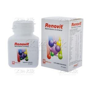 Vitamin Renovit jual beli renovit tab 30 s btl k24klik
