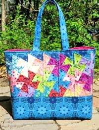 twister tote bag pattern the simply charming twister tote pattern by around the