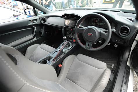 Brz Sti Interior by Subaru Brz Sti Interior