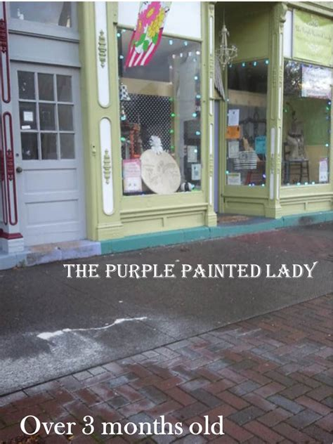 chalk paint durability durability of chalk paint 174 the purple painted