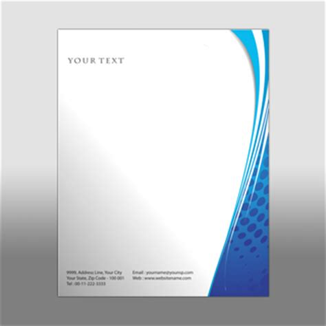 Official Letter Headed Paper Business Stationery Ro Am Printing Solutions