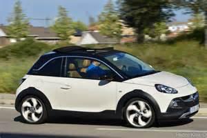 Opel Solar Prueba Opel Adam Rocks 1 0 Ecotec 115cv Revista Motor