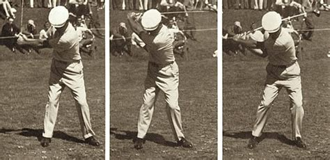 hogan swing sequence the plane truth about swings and things gold is money