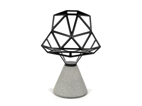 chair one buy the magis chair one concrete base at nest co uk