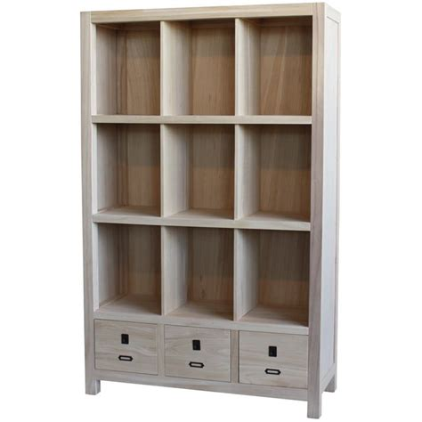 archbold all wood accents modern bookcase - All Wood Bookshelves
