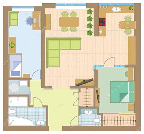 wohnung zeichnen stockvektor 169 stanokkk 13385331 - Wohnung Zeichnen