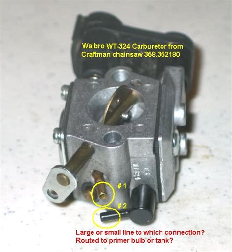 poulan chainsaw fuel line routing diagram poulan chainsaw gas lines drawing pictures to pin on