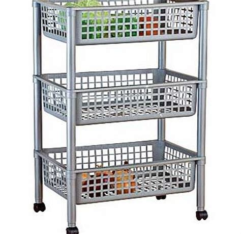 Argos Tie Rack by Hen Furniture N A 3 Tier Kitchen Trolly Table Mobile