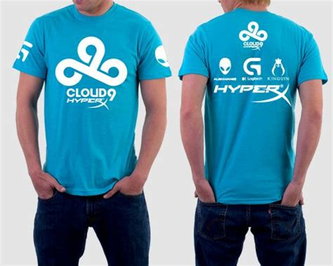 Jersey Cloud 9 cloud9 jersey league of legends