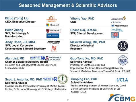 Jd Mba Programs Ucla by Cellular Biomedicine Cbmg Presents At 19th Annual