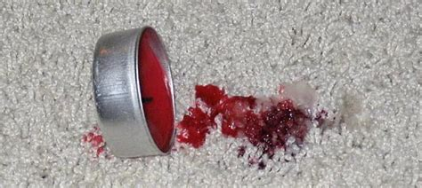 getting candle wax off carpet removing candle wax from so you ve dropped your candle on the carpet