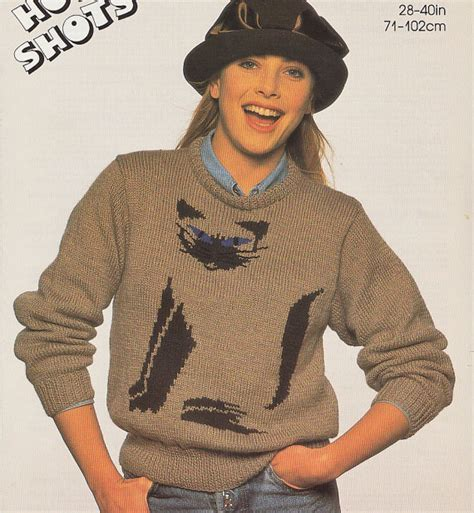 knitting pattern jumper for cat vintage siamese cat knitting pattern sweater jumper for women
