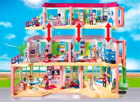 playmobil inn playmobil hotel compleet familiehotel