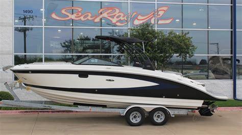 sea ray boats dallas 2016 sea ray 270 sundeck boat for sale at marinemax dallas