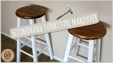 home decorators bar stools diy home decor rustic bar stools youtube