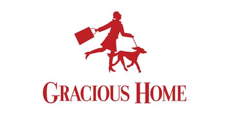 gracious home brand identity