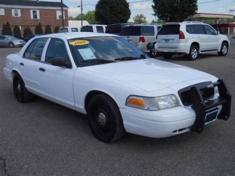 all car manuals free 2009 ford crown victoria security system purchase used 2009 ford crown victoria police interceptor in 984 st rt 28 milford ohio