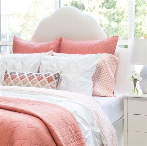 best 25 coral bedroom ideas on grey and coral