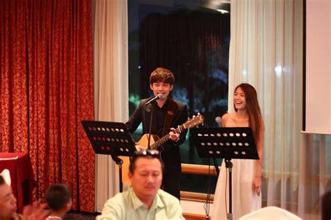 wedding live band singapore ivan levine audio visual