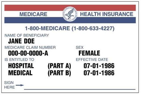 What You Need To Know Medicare Might Be Gone By Next Thanksgiving Health Insurance Card Template