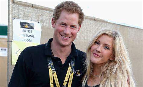 prince harry s girlfriend prince harry s new girlfriend smitten with ellie goulding