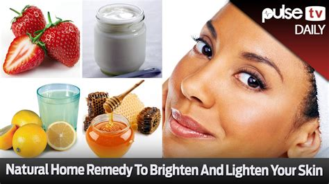 Lighten And Brighten Your Skin With Skinbright by Home Remedies To Brighten And Lighten Your Skin