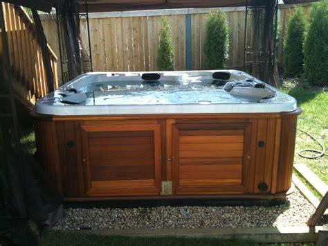 bathtub hot tub arctic spas hot tub ten year old used hot tub still looks