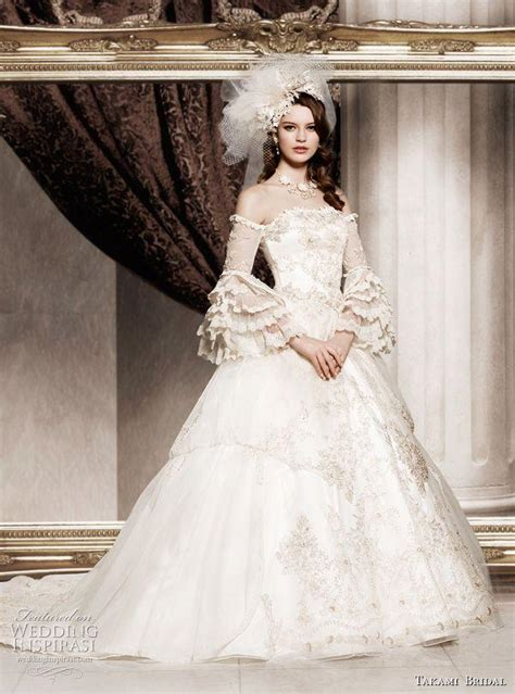 wedding theme royal wedding dresses by takami bridal