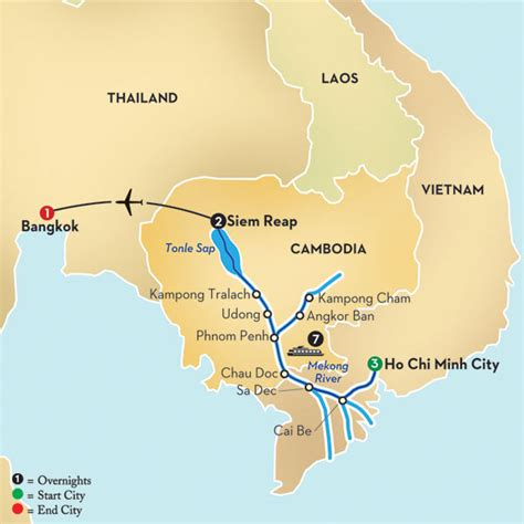 mekong river map gail s cruise holidays cruises destinations and vacation ideas page 4