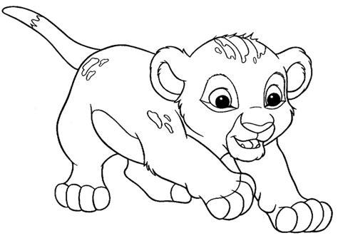 imagenes de leones para colorear free coloring pages of leones para dibujar