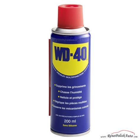 Wd40 Wd 40 Wd 40 Kemasan 191 Ml wd40 produit multi usages 200ml