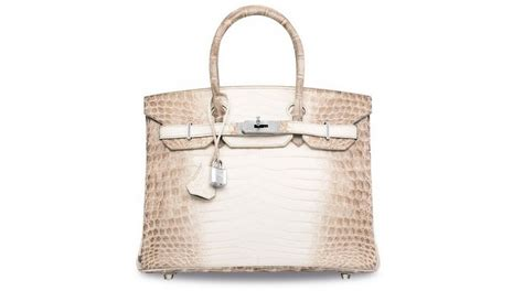 A Gucci More Expensive Than A Birkin by At 300 000 This Hermes Birkin Is The Most Expensive