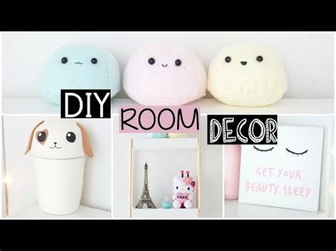 Bedroom Decorating Ideas Pinterest by Diy Room Decor 2016 Easy Amp Inexpensive Ideas Youtube