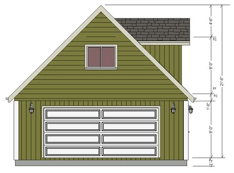 garage with loft plans 24x24 garage with loft quotes