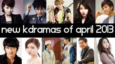 film korea hot populer top 6 new 2013 korean dramas april top 5 fridays