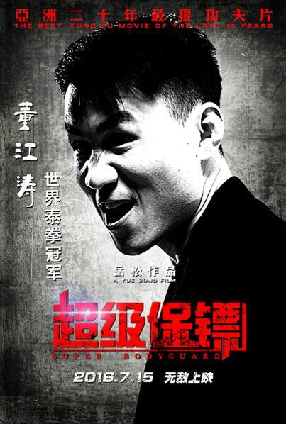film china bodyguard photos from super bodyguard 2016 movie poster 29